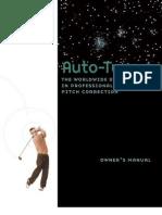Auto Tune4 Manual