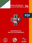 MTB-36 - SEGURANÇA NO SERVIÇO DE BOMBEIROS