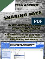 SETTING TCP IP DN SHARIN DATA WINDOWS XP
