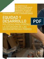 Beckerman_Microempresas pobres_políticas de fortalecimiento