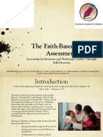 Faith-Based DISC Assessment Presentation