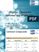 Aldehydes and Ketone