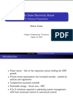 KERALA STATE ELECTRICITY BOARD - KSEB - Overview