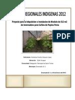 Proyecto Hortalizas Familia Vazquez Lopez