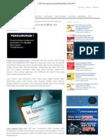 Contoh Surat Lamaran Kerja Yang Baik Dan Benar Terbaru 2013
