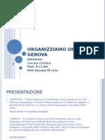 Organizziamo Una Gita a Genova