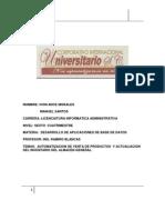 Proyecto Final Aplicaciones Bd