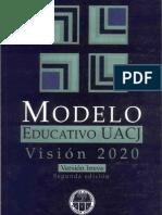 5.22.1.1 Modelo Educativo Vision 2020 Breve