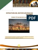 Estructura Delsector Electrico en Colombia