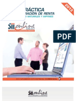 Guia Practica Declaracion de Renta 2013