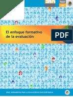 1enfoqueformativodelaevaluacion-130117050848-phpapp02