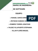 Cuestionario de Ingenieria de Software