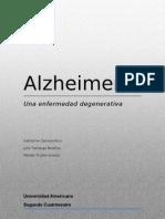 Trabajo Alzheimer 1