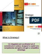 Strategic Mgt
