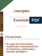 1. Conceptos esenciales.