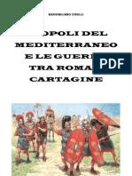 Popoli Mediterraneo Guerre Roma Cartagine