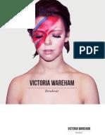Victoria Wareham Portfolio 2013