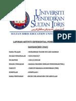laporan pembangunan sahsiah