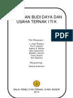 Buku Panduan Budidaya Itik
