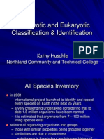 Identification and Classificatin of Prokaryotes