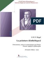 Hegel Peinture Henriot