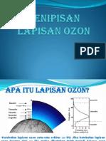 Penipisan Lap. Ozon