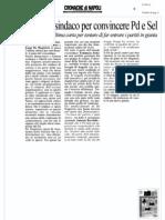 Rassegna Stampa 27.04.13