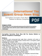 International The Avanti Group News Blog – Slideshare