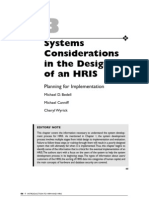 2-Design of HRIS