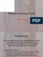 Penyakit Jantung Tiroid
