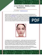 Rosacea Cura