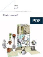 Under Control Practicssal Guide to IFRS 10 August 2012