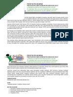 Proposal Kegiatan Hks 2013 (Isi)
