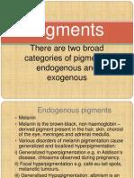 Pigments (((((((((())))))))))