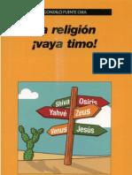Puente Ojea Gonzalo - La Religion Vaya Timo