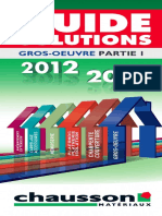 Guide Des Solutions 2012 Gros Oeuvre Partie 1