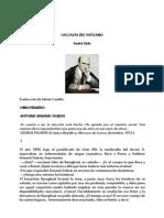 Andre Gide - La Cavas Del Vaticano, Novela Historica