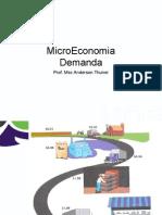 demanda microeconomia