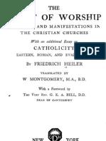 Heiler & Montgomery The Spirit of Worship