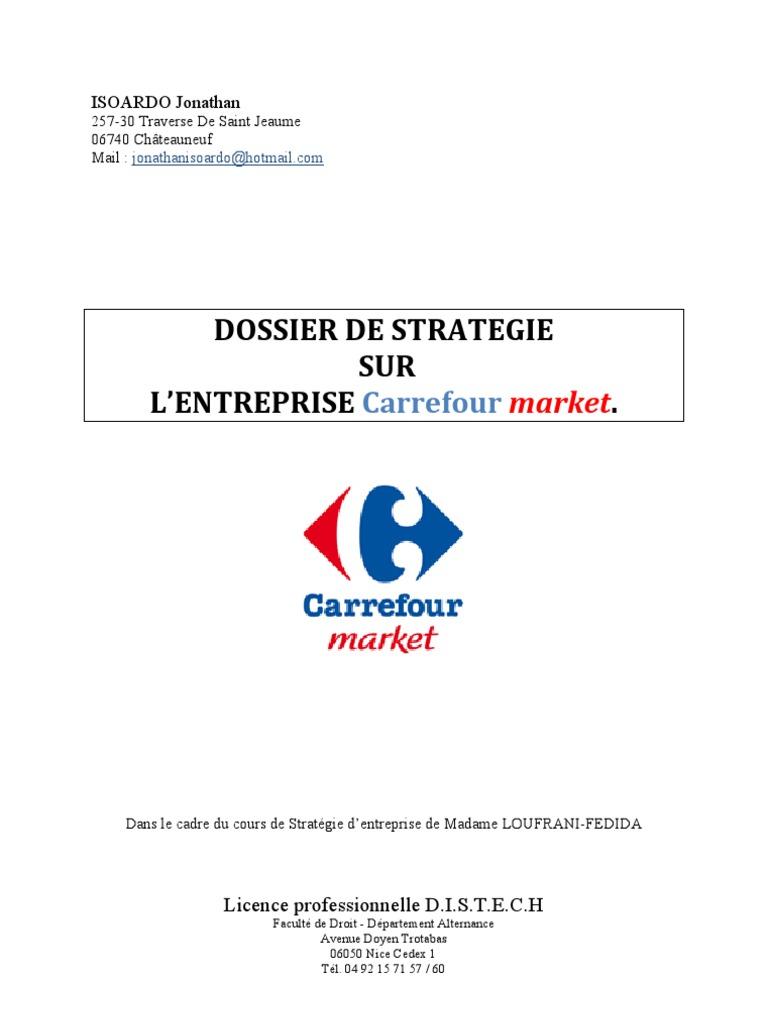 Document Strategique Carrefourpdf