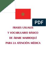 Vocabulario Basico Arabe Marroqui-espanol (Grupo Crit)