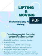 Lifting & Moving