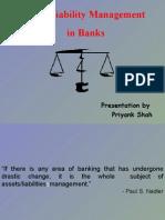 Assets & Liability Managemetn in Banks