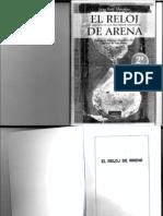 Libro El Reloj de Arena - Juan José Almagro