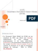 Document Object Model ( DOM)