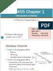 Wireless channels