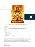 Golden Light Sutra