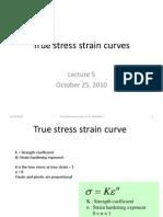 True Curve