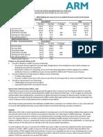 ARM Holdings Q4 2012 -Earnings Release_FINAL