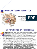 ICE Bar on Teoria